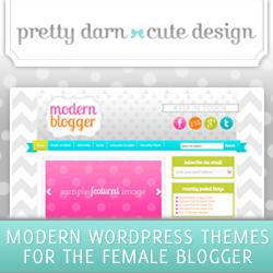 Modern Blogger Theme