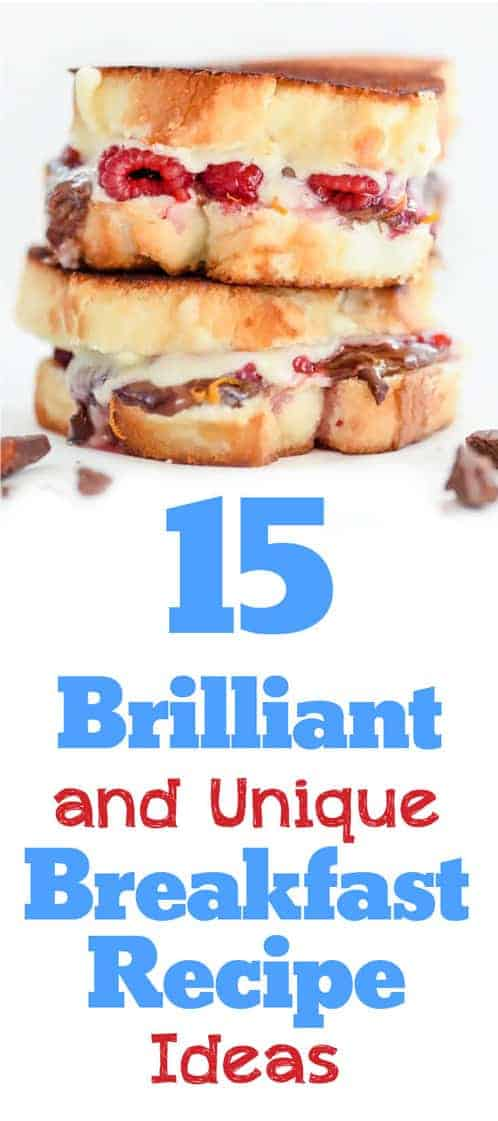 15 Brilliant Breakfast Recipes Roundup - www.platingpixels.com