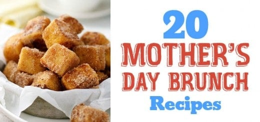 20 Mother's Day Brunch Recipes roundup by www.platingpixels.com