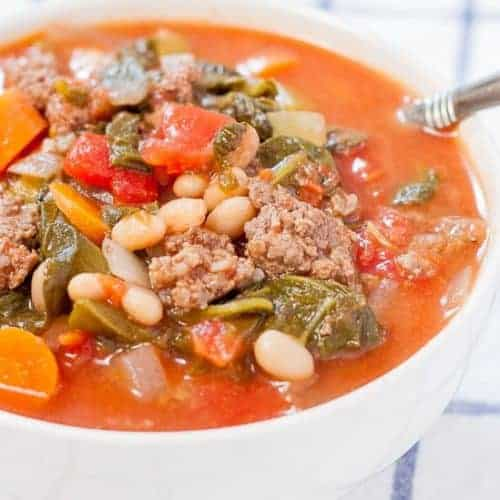 Hearty Tomato Beef Stew