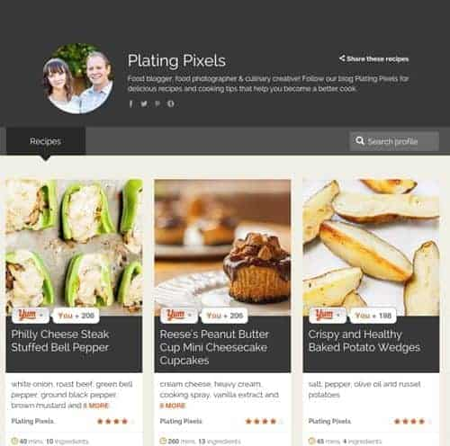 How to Use Yummly - A Guide by Plating Pixels