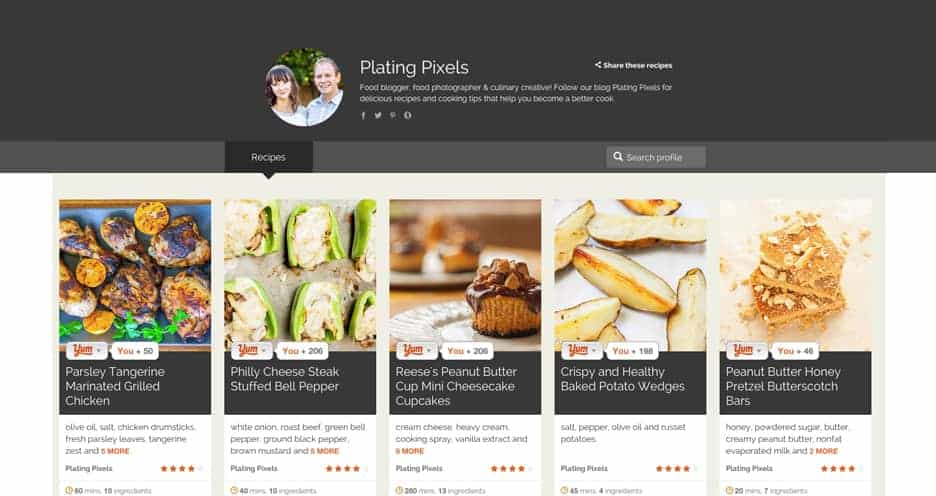 How to use Yummly: A Guide to Searching and Saving Recipes
