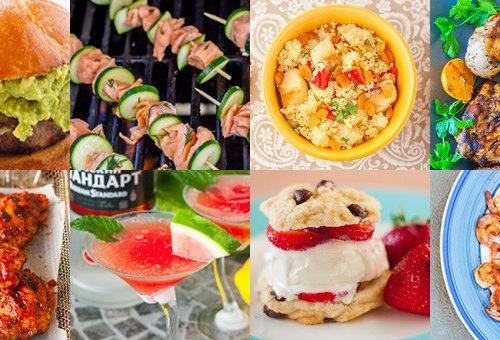 Ultimate 4th of July Party Menu Recipes - www.platingpixels.com