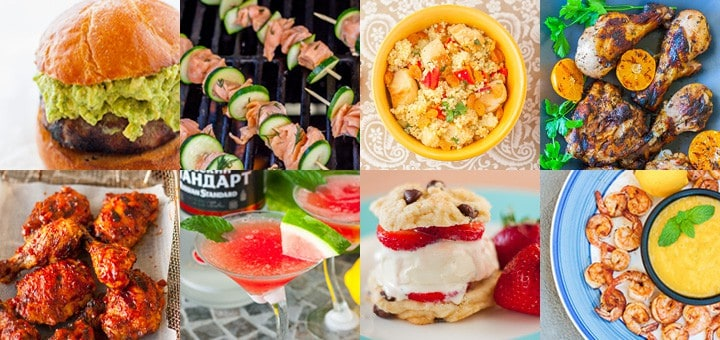 Ultimate 4th of July Party Menu Recipes