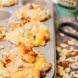 Dark Chocolate Orange Crumb Muffins recipe - www.platingpixels.com