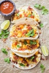 Sweet Potato Breakfast Tacos recipe - www.platingpixels.com