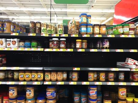 Jif Peanut powder protein
