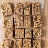 Peanut Butter Cereal Bars (Gluten Free & Vegan) recipe - www.platingpixels.com