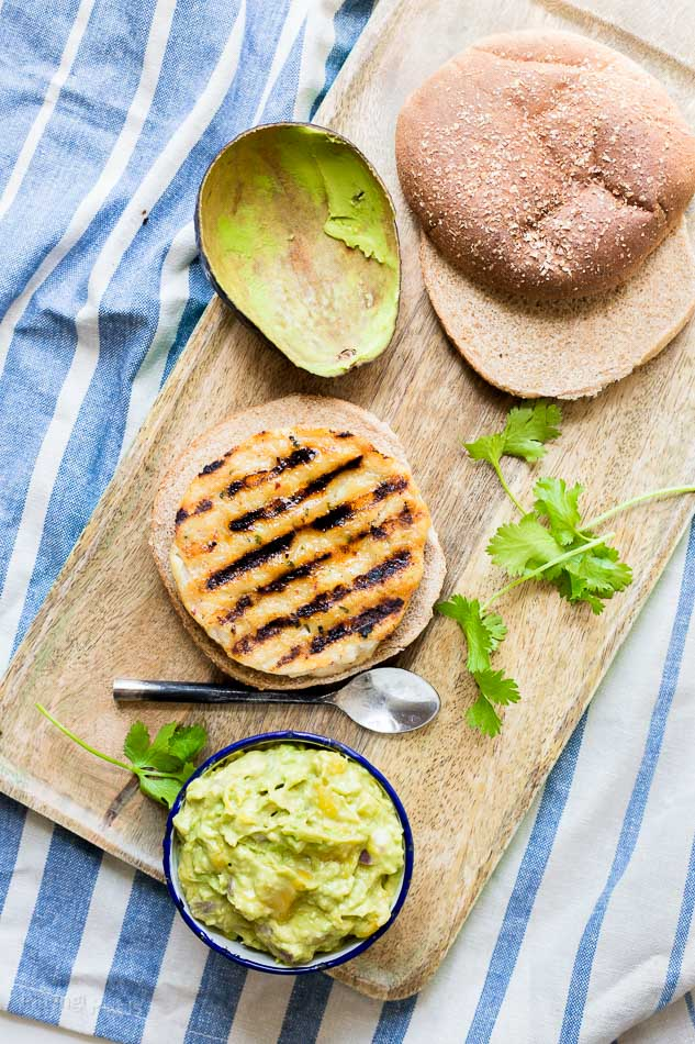 how to cook alaskan pollock burgers