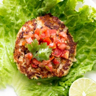 Healthy Tuna Cakes (Protein Style)