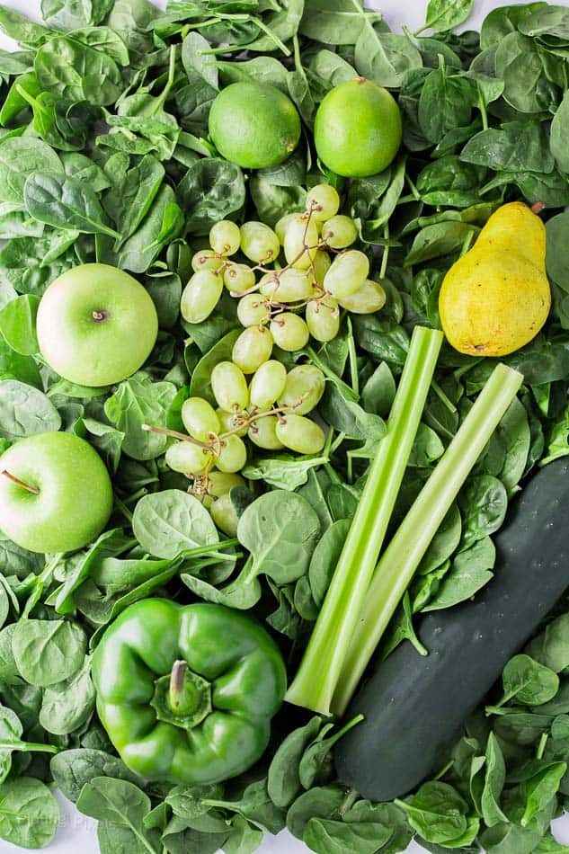 How to Get Your Daily Greens - www.platingpixels.com