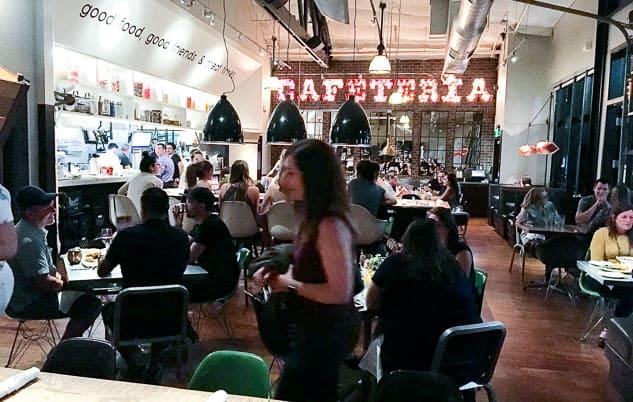 Best Sacramento Restaurants - Cafeteria 15L | platingpixels.com