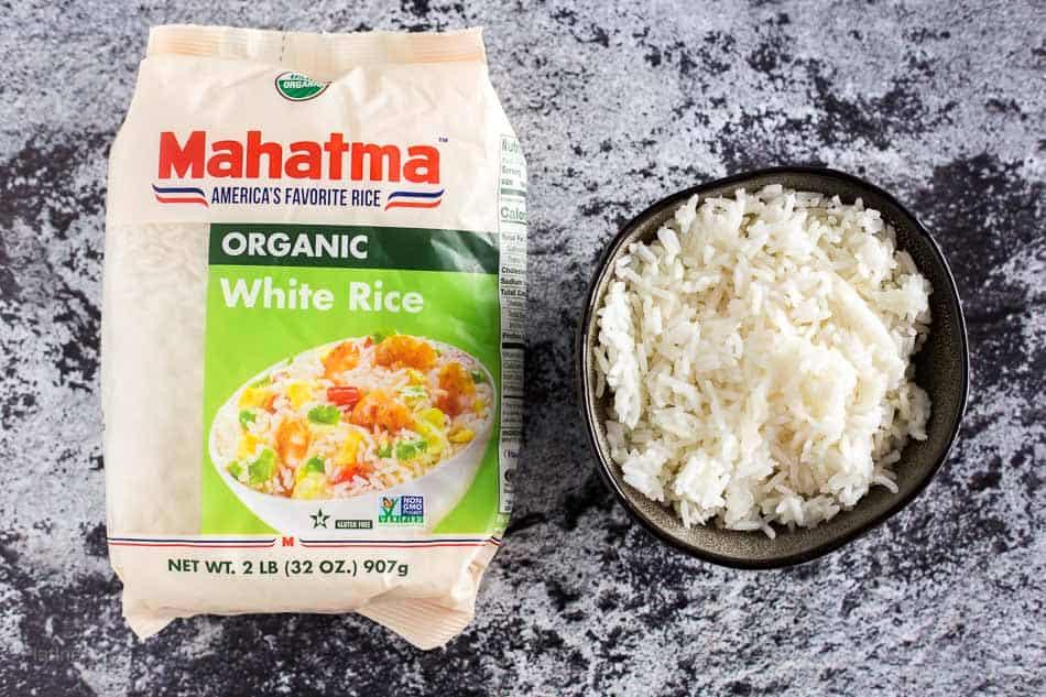 Creamy Rice and Crab Dip Appetizer recipe - platingpixels.com
