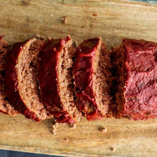 How to Cook Moist Sous Vide Meatloaf - www.platingpixels.com