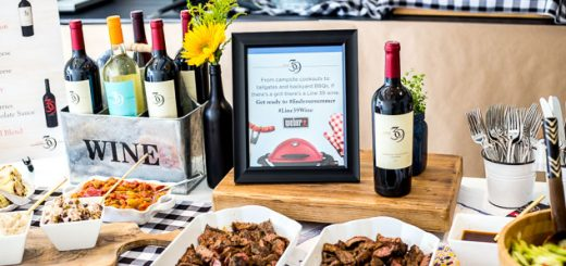 Line 39 Wine Tasting Event in San Francisco and Grilled Food Wine Pairing - platingpixels.com