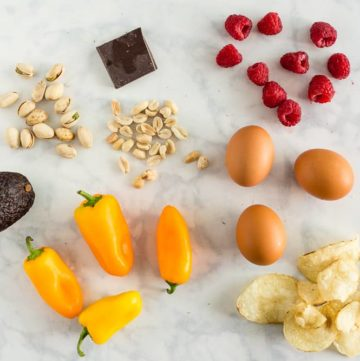 Better for You Snacks that Fit Into a Healthy Lifestyle - platingpixels.com
