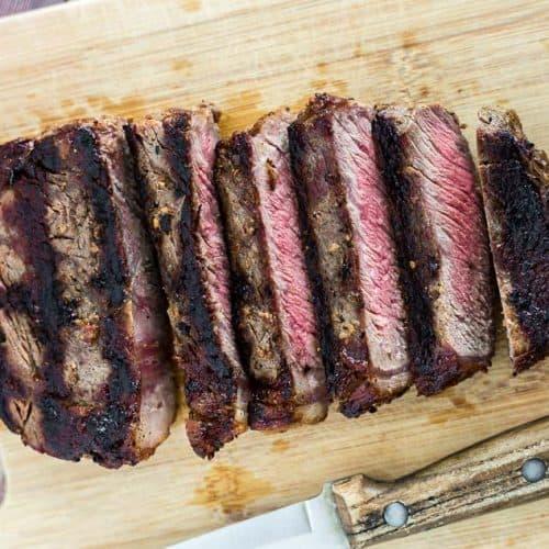 How to Grill Ribeye Steak - platingpixels.com