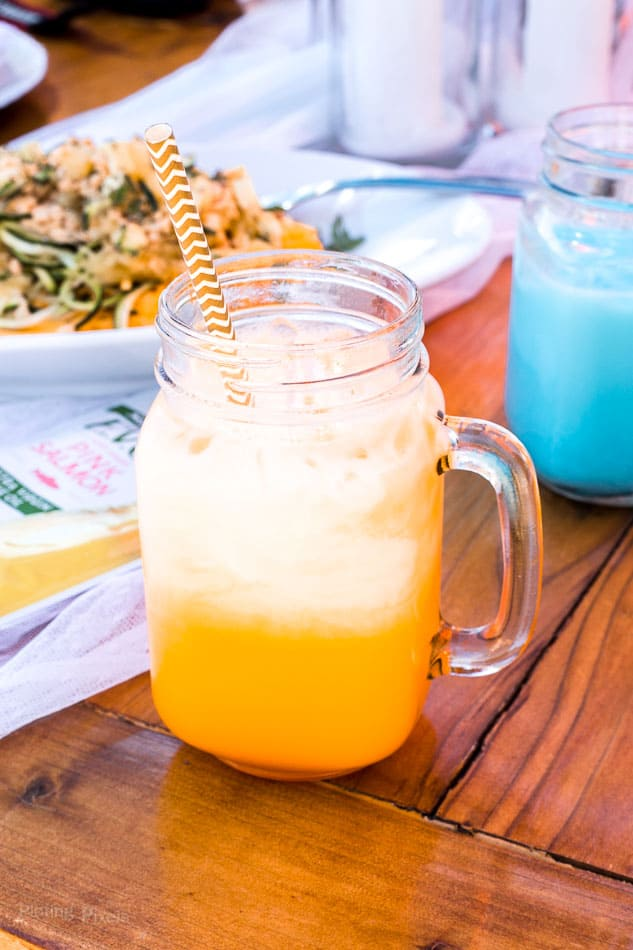 Italian Soda - Summer Hosting and Tuna Appetizer Recipe Ideas - platingpixels.com