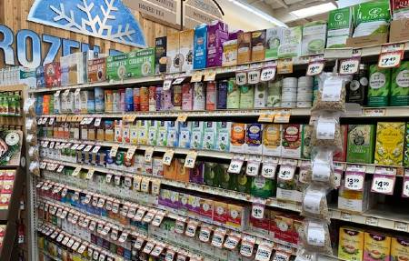 TeaWell™ teas at Sprouts