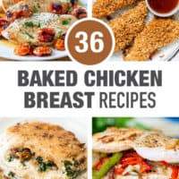 36 Baked Boneless Skinless Chicken Breast Recipes
