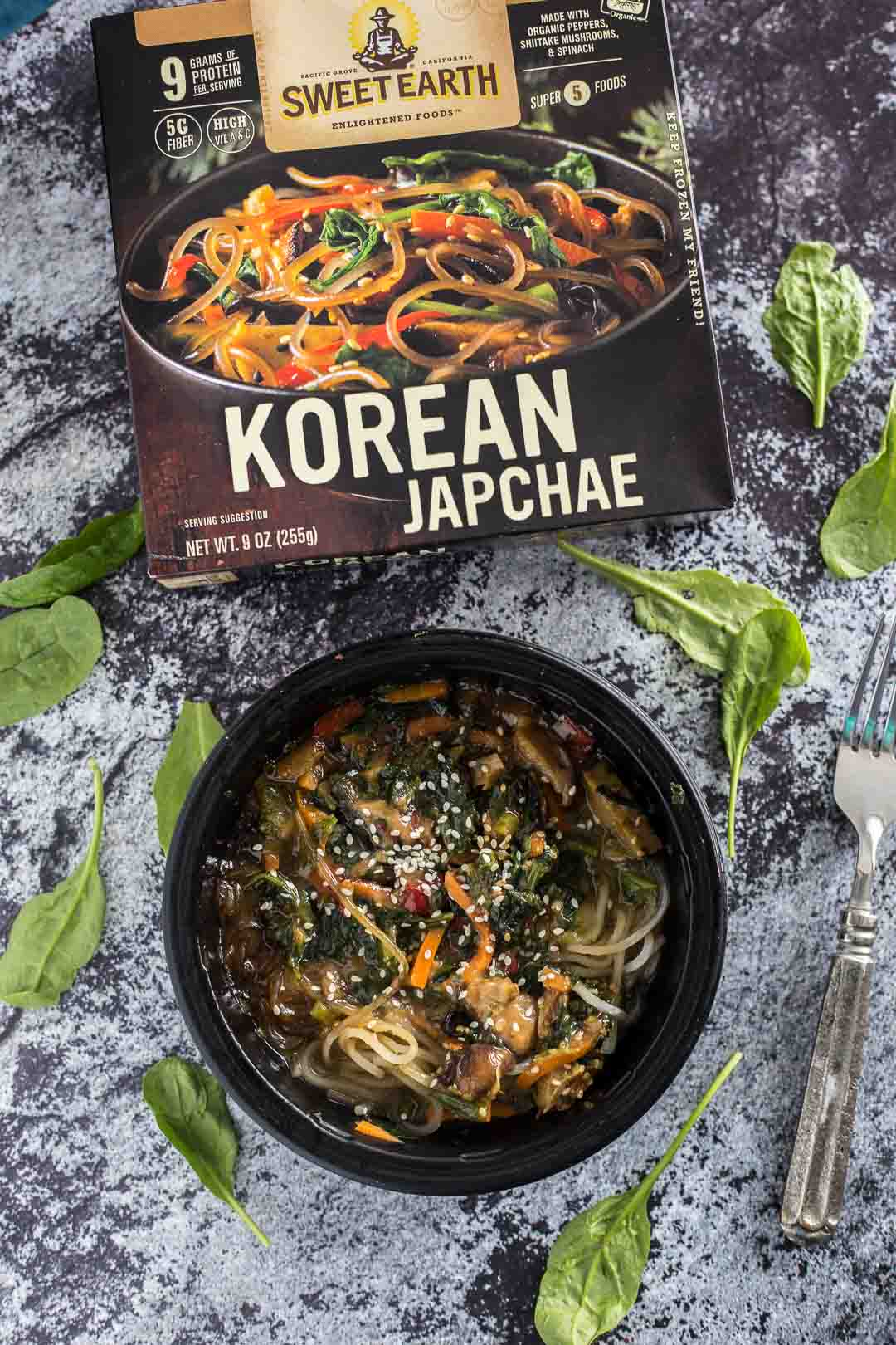 Sweet Earth Korean Japchae