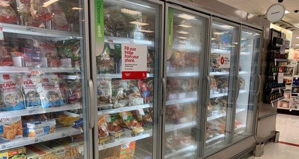 Tyson Crispy Chicken Strips at Target