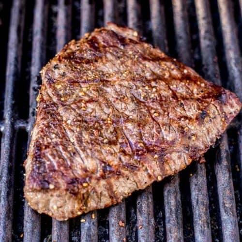 Grilled London Broil Steak