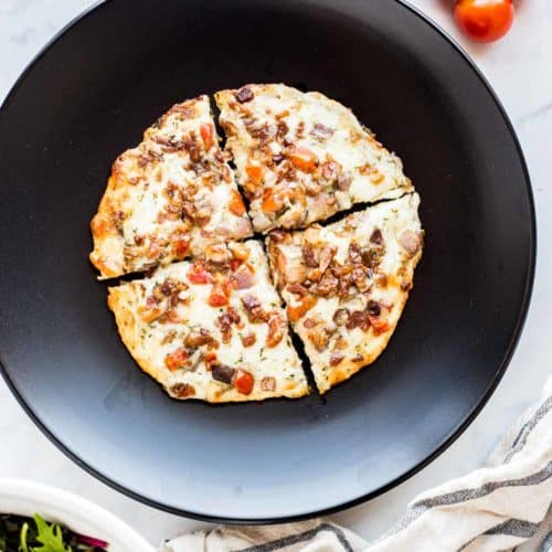 How to Enjoy Keto Pizza with Foster Farms Smart Crust Pizza